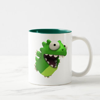 Tyrone Two-Tone Coffee Mug