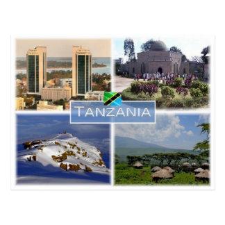 TZ - Tanzania - Postcard