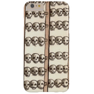 Tzompantli Skull Rack Aztec Barely There iPhone 6 Plus Case