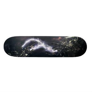 Tzzz Skate Board Deck
