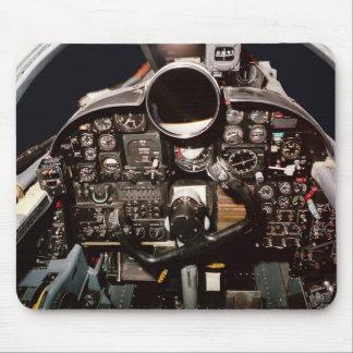 U2 Spyplane Mouse Pad