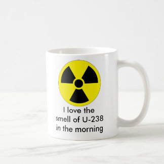 U-238 is HOT Coffee Mug