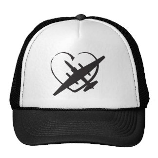 U-2 Dragon Lady Trucker Hat