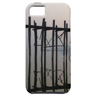 U Bein Bridge, Amarapura iPhone 5 Cases