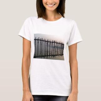 U Bein Bridge, Amarapura T-Shirt