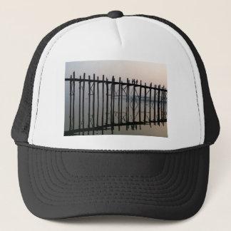 U Bein Bridge, Amarapura Trucker Hat