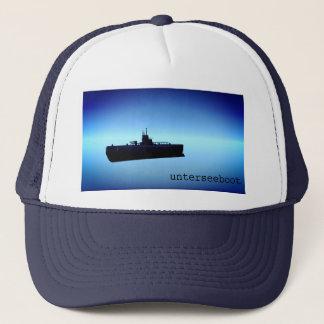 U-boat 'unterseeboot' hat