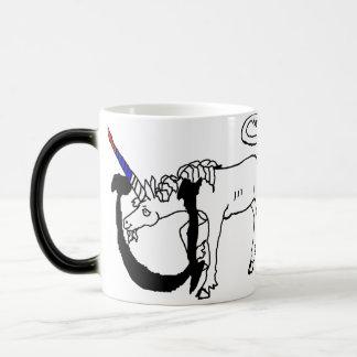 U is for Unicorn Magic Mug