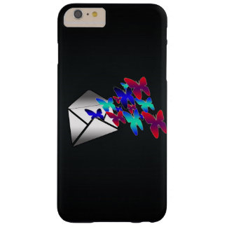 U just got a Letter of Butterflies Phone case