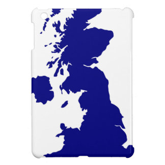 U.K. and Northern Ireland Silhouette Case For The iPad Mini