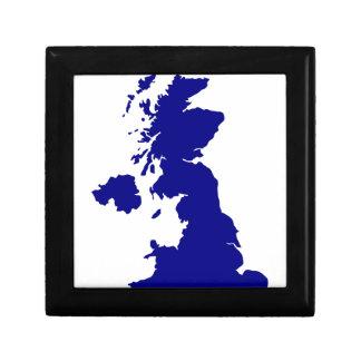 U.K. and Northern Ireland Silhouette Gift Box