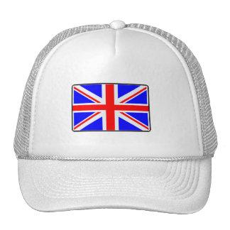 U.K. Flag Trucker Hat