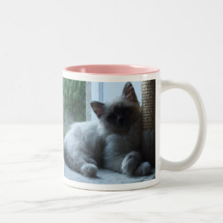 U' Onyx Cardiff Baby Blue 018 Two-Tone Coffee Mug