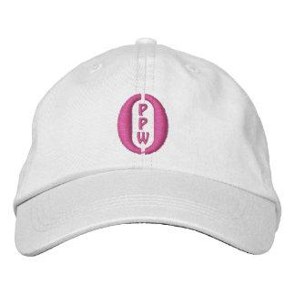 U - OPPW Basic Adjustable Ball Cap Embroidered Baseball Cap