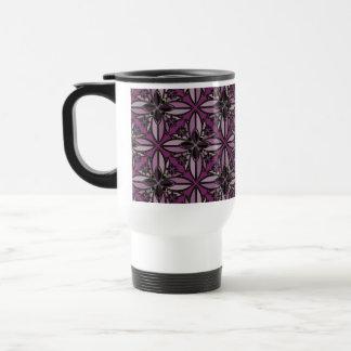 U-pick Color/ Iron Celtic Good Fortune Flower II Travel Mug