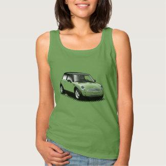 U-Pick-The-Color Modern Mini Car Ladies Top