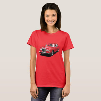 U-Pick-The-Color Rolling Royal car ladies t-shirt