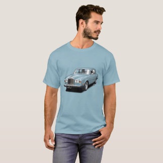U-Pick-The-Color Rolling Royal classic car t-shirt