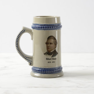 U.S.A. 13th President (Collectable Mug) Beer Stein