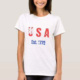 U S A 4th of July T-Shirt