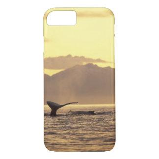 U.S.A., Alaska, Inside Passage Humpback whale at iPhone 7 Case