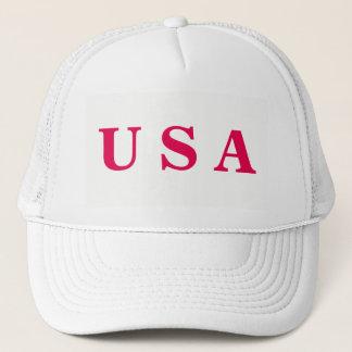 U S A Trucker Hat