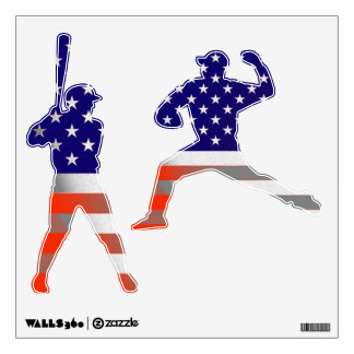U.S.A. WALL DECAL