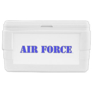 U.S. Air Force 48 quart chest cooler
