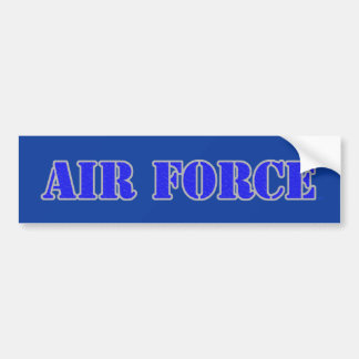 U.S. Air Force  Bumper Sticker