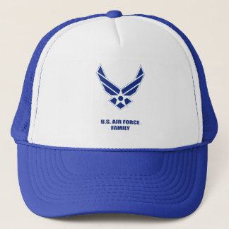 U.S. Air Force Family Trucker Hat