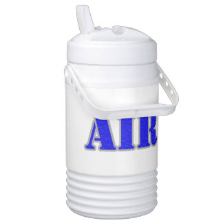 U.S. Air Force Igloo Half Gallon Cooler
