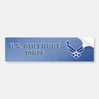 U.S. Air Force Mom Bumper Sticker