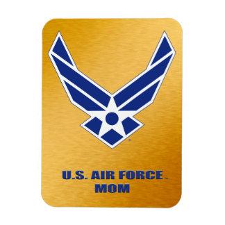 U.S. Air Force Mom Flexible Photo Magnet