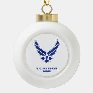 U.S. Air Force Mom Framed Ornament