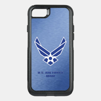 U.S. Air Force Mom Various Cell Phone Cases. OtterBox Commuter iPhone 8/7 Case