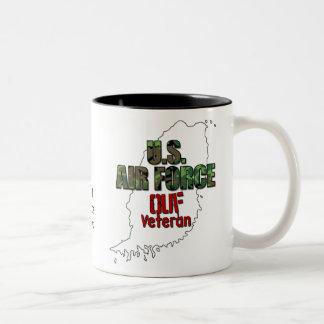 U.S. Air Force OUF Veteran mug
