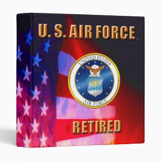 U.S. Air Force Retired Binder
