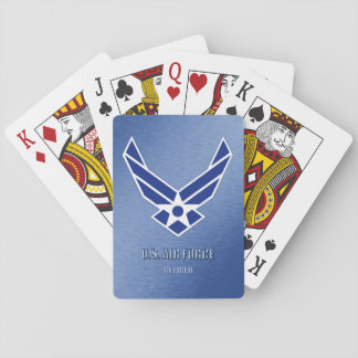 U.S. Air Force Retired Classic Playing Cards
