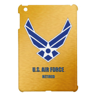 U.S. Air Force Retired Hard shell iPad Mini Case