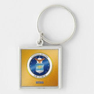 U.S. Air Force Retired Keychain