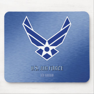 U.S. Air Force Retired Mousepad