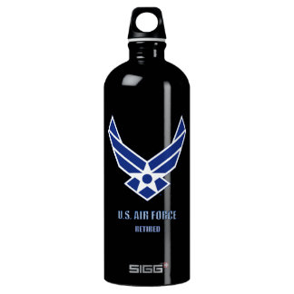 U.S. Air Force Retired SIGG Water Bottle
