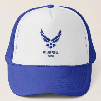 U.S. Air Force Retired Trucker Hat