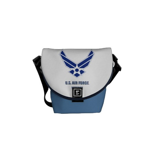 U.S. Air Force Vet Rickshaw Messenger Bag