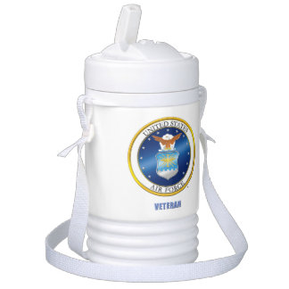 U.S. Air Force Veteran Igloo Half Gallon Cooler