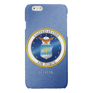 U.S. Air Force Veteran iPhone 5 & 6Cases