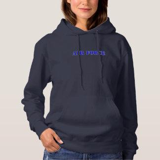 U.S. Air Force Women's Basic Hooded Sweatshirt
