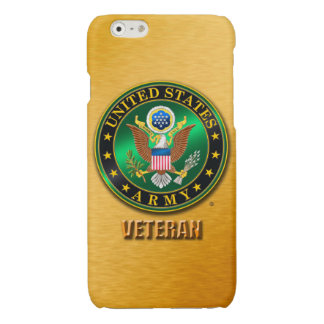 U.S. ARMY VET Savvy iPhone 6/6s Glossy Finish Case