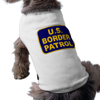 U.S. BORDER PATROL (v189) Shirt