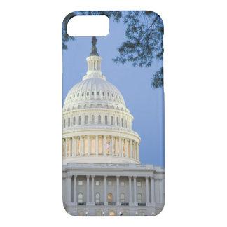 U.S. Capitol at dusk, Washington D.C. (District iPhone 7 Case